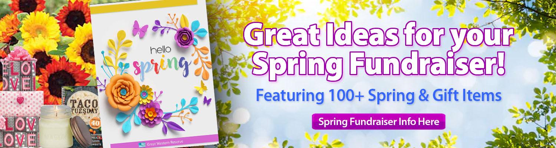 spring fundraiser for schools